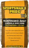 Sportsman's Pride Maintenance Adult Formula Dog Food