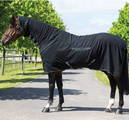 Sportz-Vibe Massage Therapy Blanket for Horses