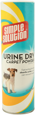 Simple Solution Urine Dry Carpet Powder, 24 oz