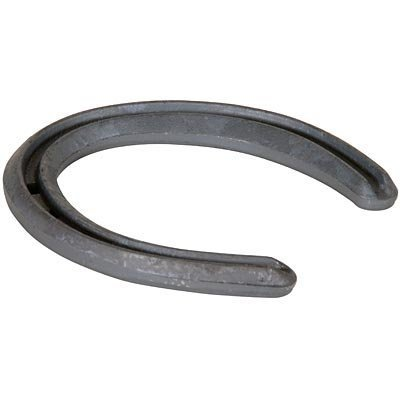 St. Croix Regular Weight Rim Horseshoes, pair
