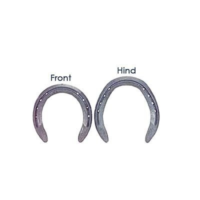 St. Croix Steel Eventer Horseshoes