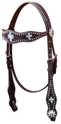St. Francis Browband Headstall