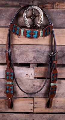 St. Gabriel, Browband Headstall