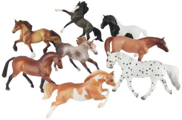 Breyer Stablemates Toy Horses, assorted (sold individually)