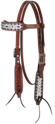 Stacy Westfall Showstopper Collection, browband headstall