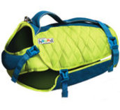 Green Standley Sport Dog Life Jacket