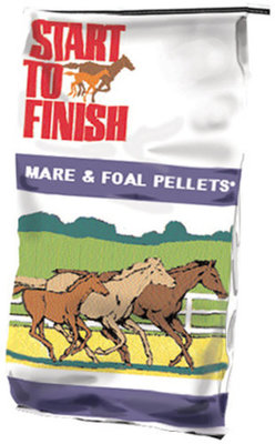Start to Finish® Mare & Foal Pellets, 25 lb bag