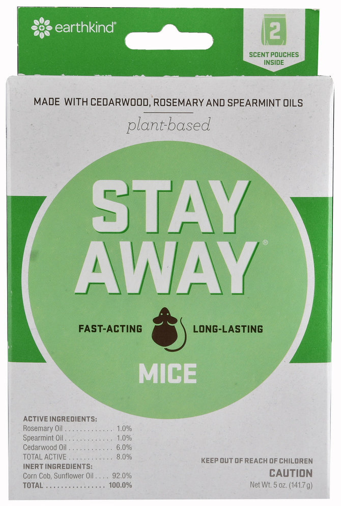 Stay Away Botanical Mice Repellent