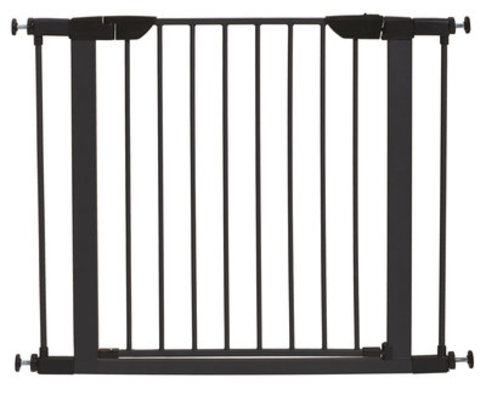 "29""H Graphite Steel Gate"
