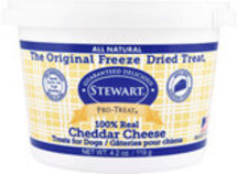 Stewart Pro-Treat Freeze-Dried Cheddar Cheese Treats for Dogs