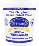 Stewart Pro-Treat Freeze-Dried Wild Salmon Treats for Dogs