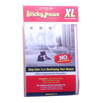 "Sticky Paws X-Large, 9"" x 12"" (5 pk)"