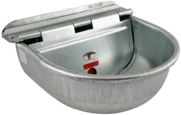 Galvanized Automatic Waterer (#88SW)