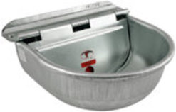 Galvanized Steel Automatic Waterers (& Replacement Parts)