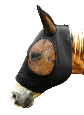 Jeffers Lycra Fly Mask with Ears