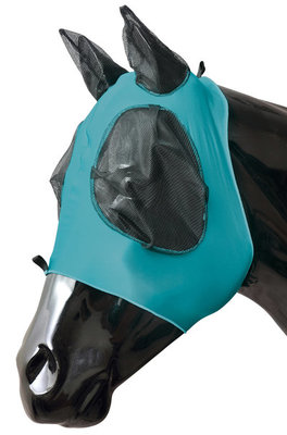 Stretch Bug Eye Saver Horse Fly Mask w/ Ears, Colors