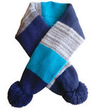 Stripe Scarf for Dogs
