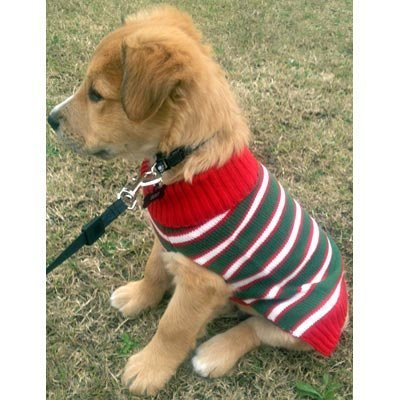 Christmas Striped Sweater