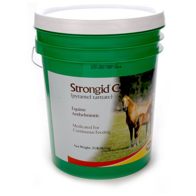 Strongid® C, 100-day supply
