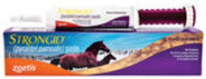 Strongid Horse Dewormer Paste, 1-dose
