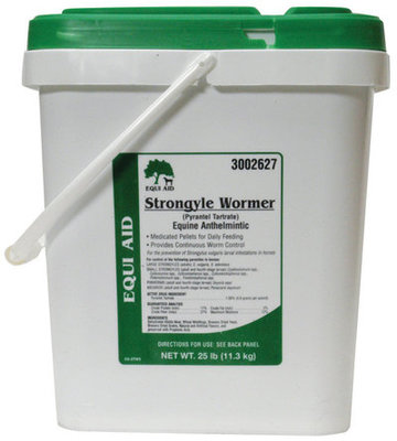 Strongyle Wormer, 100-day supply