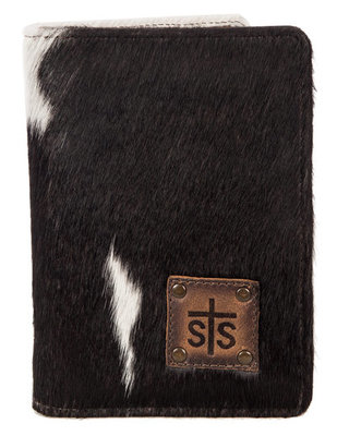 STS Cowhide Magnetic Wallet