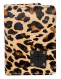 STS Leopard Magnetic Wallet