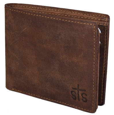 STS The Foreman's Bi-Fold Wallet