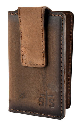 STS The Foreman's Money Clip Wallet