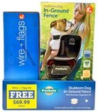 Bonus Pack Stubborn Dog In-Ground Fencing System
