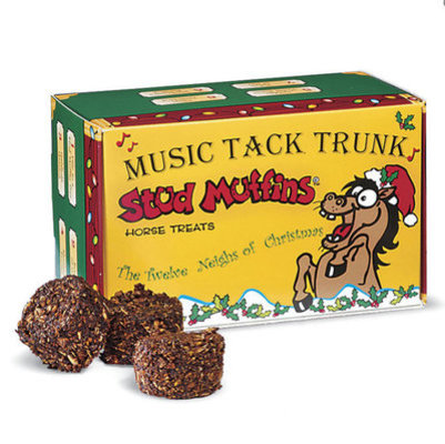 StudMuffins Musical Tack Trunk, 24 oz