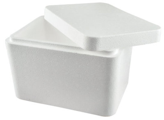 Foam Cooler for Vaccines - 1 Cooler