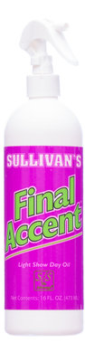 Sullivan's Final Accent, 16 oz