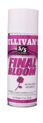 Sullivan's Final Bloom