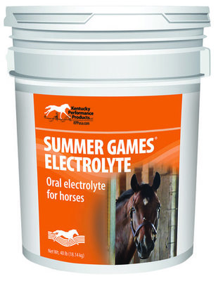 40 lb Summer Games Electrolyte™
