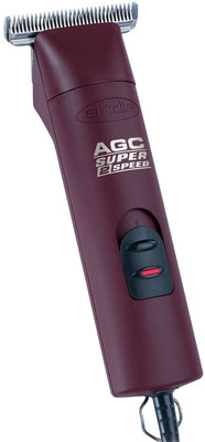Andis Super 2-Speed Clipper With T-84 Blade