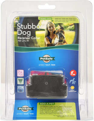 PetSafe Super Receiver Collar for Stubborn Dogs