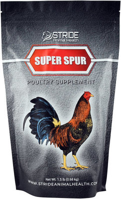 1.5 lb Super Spur Poultry Supplement