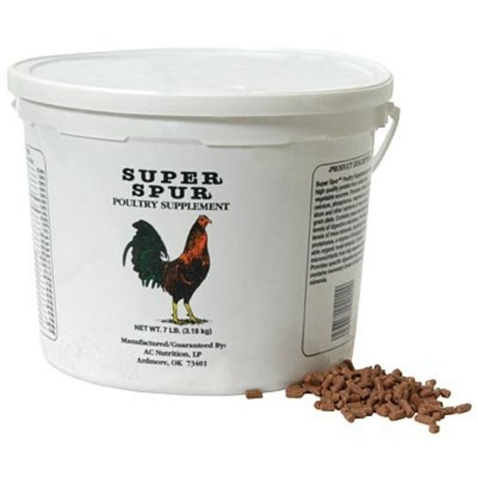 Super Spur Game Fowl Muscle and Tissue Supplement | Jeffers Pet