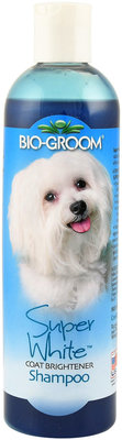 Bio-Groom Super White Coat Brightener Shampoo