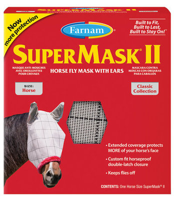 New SuperMask II with Ears