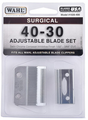 Wahl Replacement Surgical Blade Set