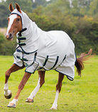 Sweet-Itch Combo Fly Sheet, White