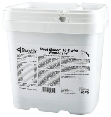 SWEETLIX Meat Maker Goat 16-8 R960 with RainBloc