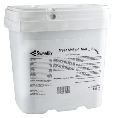 SWEETLIX Meat Maker Goat 16-8 with RainBloc