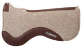 Synergy Contoured Close Contact Saddle Pad