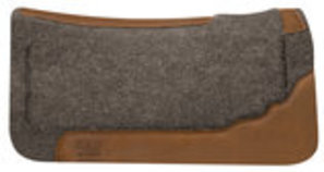 Synergy Contoured EVA Sport Foam Wool Saddle Pad