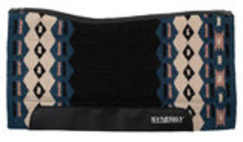Synergy Contoured Performance Buckstitch Saddle Pad