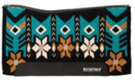 Synergy Contoured Performance Wildflower Saddle Pad