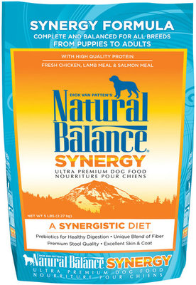 Synergy Dry Dog Food